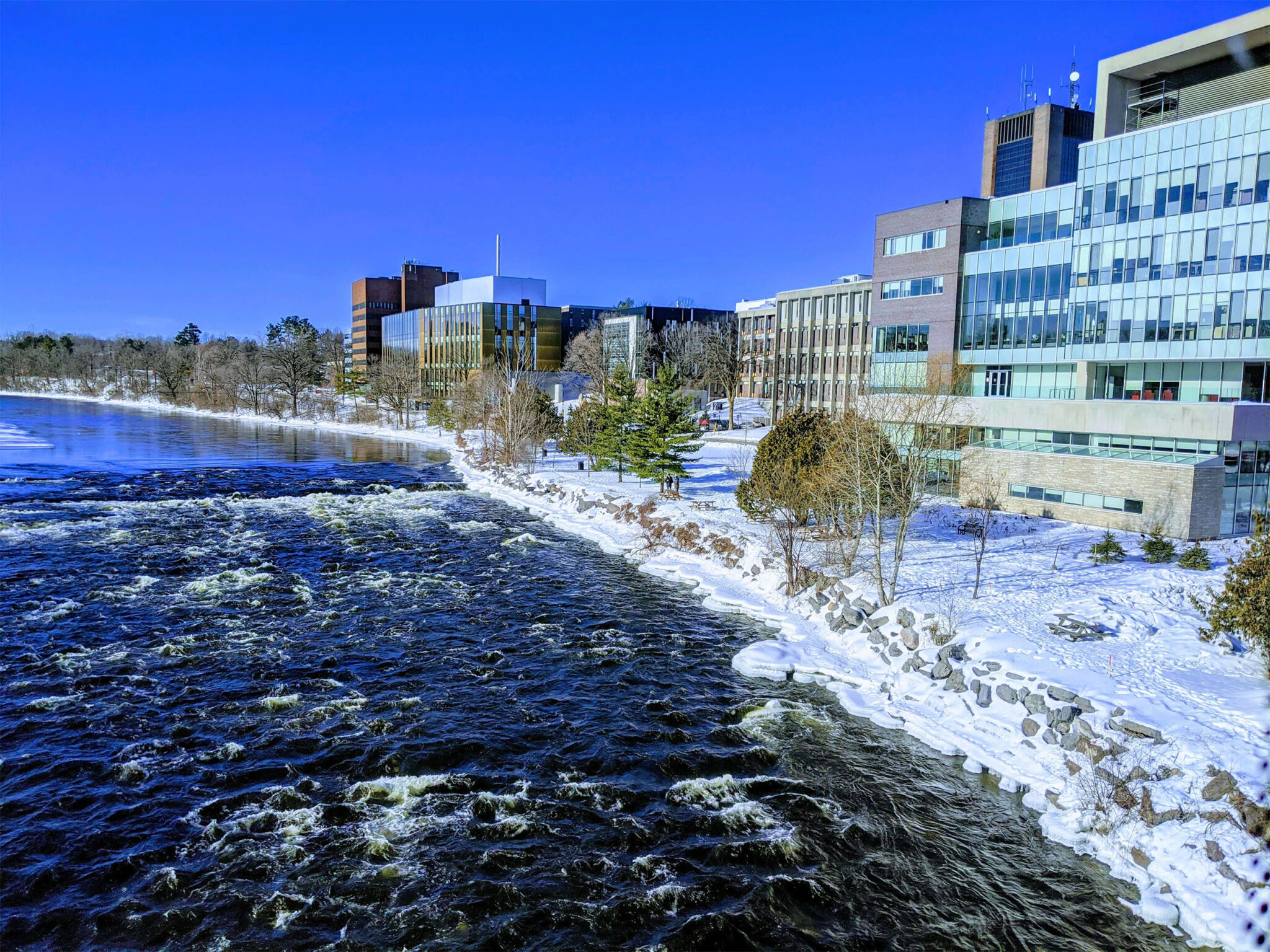 Carleton Campus - Ottawa