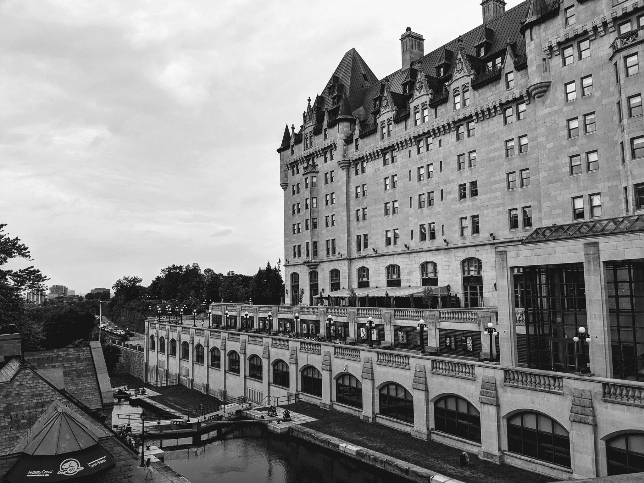 Chateau Laurier - Ottawa