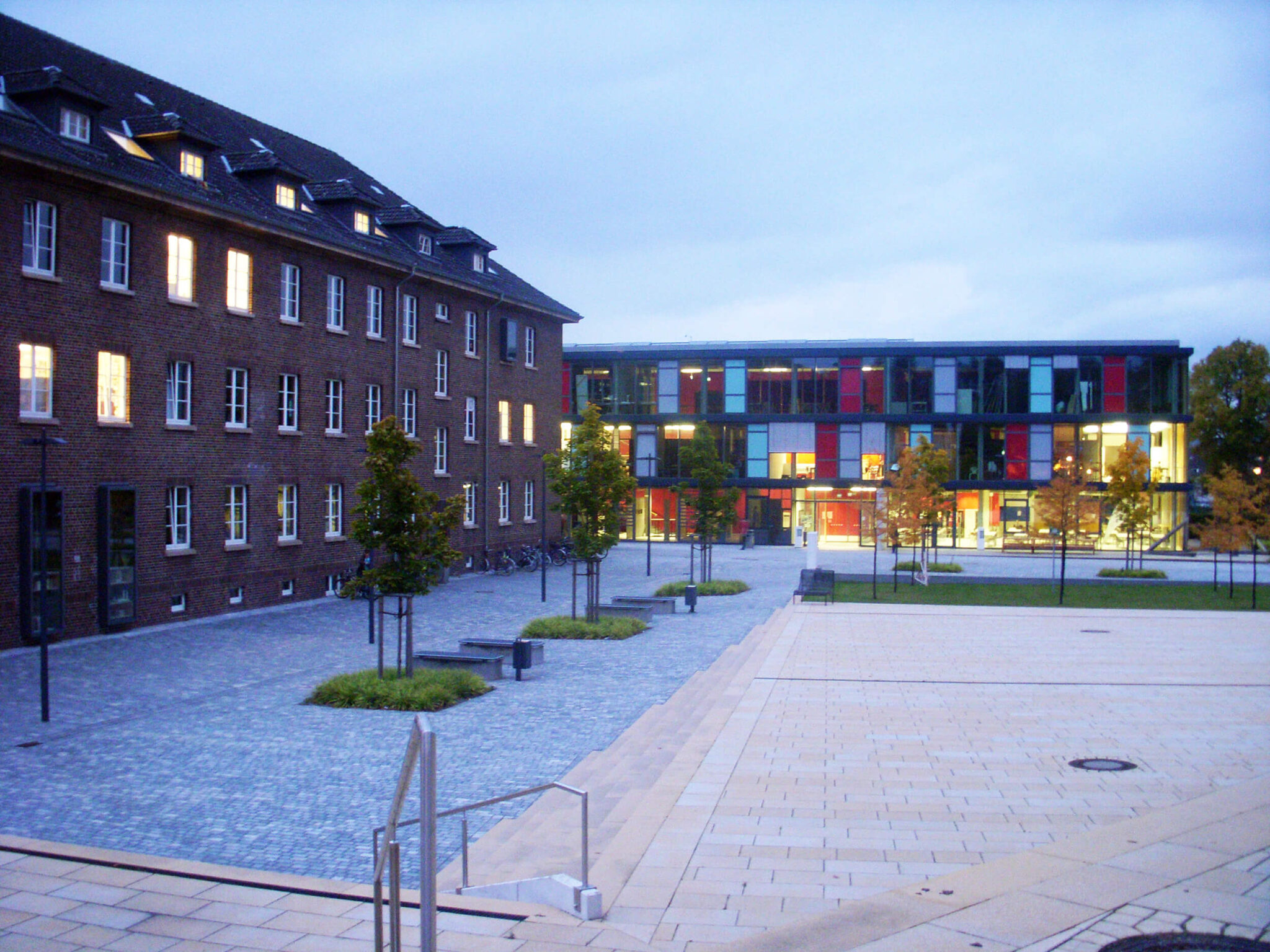 Ostwestfalen Lippe Uni - Detmolder Schule